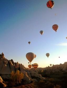 Balloons Cappadocia