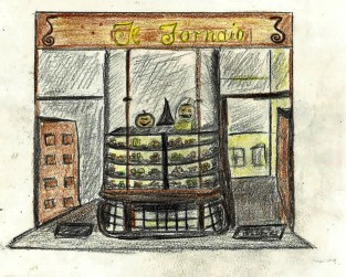 Cafe on Dame Street