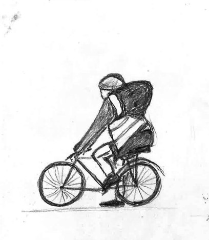 Cycling to work
