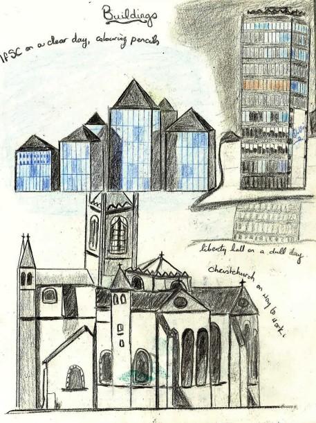 Dublin buildings