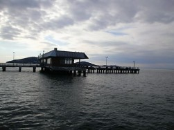 Ferry terminal at Prince's Islands