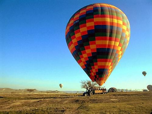 Hot Air Balloon, Cappadocia
