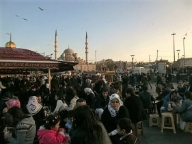 Karakoy Fish Market, Istanbul