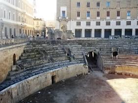Lecce Amphitheatre