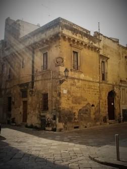 Lecce building