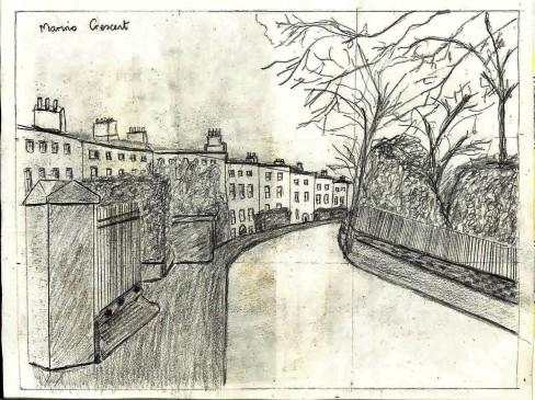 Marino Crescent, Dublin