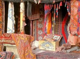 More rugs in Cappadocia