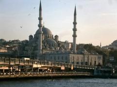 New Mosque and Galata Bridge, Istanbul