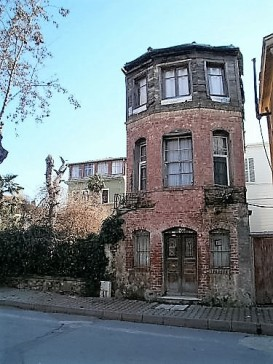 Old house on Prince's Island