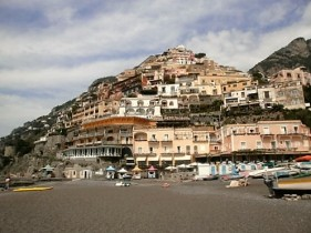 View of Positano