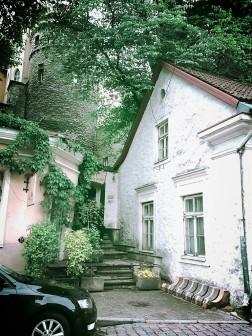 Tallin, Old Town