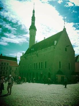 Tallinn, Gothic Town Hall