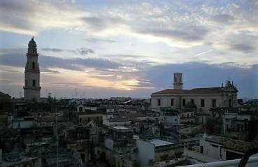 View of Lecce