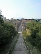 View of Pompeii