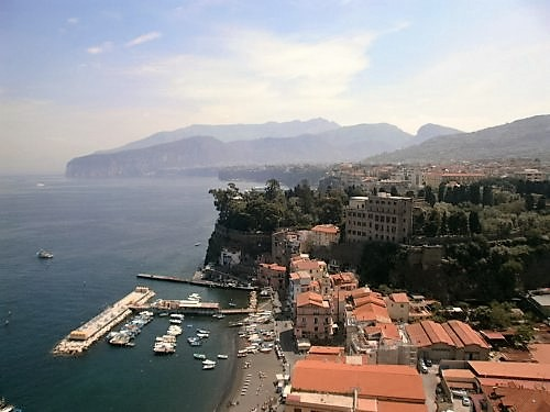 View of Sorrento