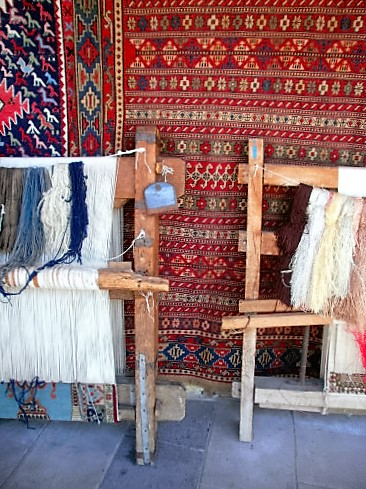 Weaving Rugs