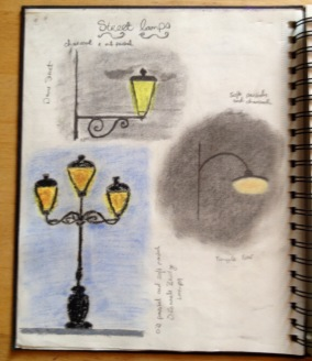 Lamps in Dublin