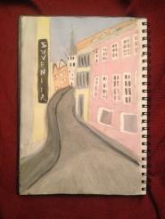 Street in Tallinn